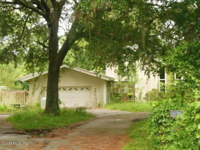 Silver Springs Single Family Home For Sale: 7060 E Hwy 326