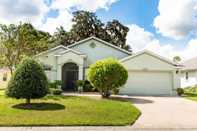 Ocala Single Family Home For Sale: 1300 SW 152nd Lane