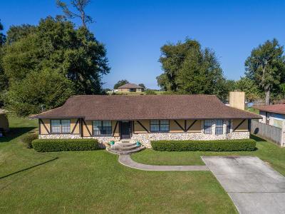 Ocala Single Family Home For Sale: 4390 NE 2nd Court