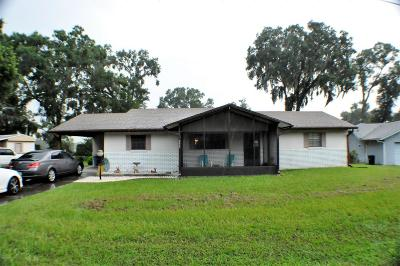 Summerfield Single Family Home For Sale: 6645 SE 139th Street