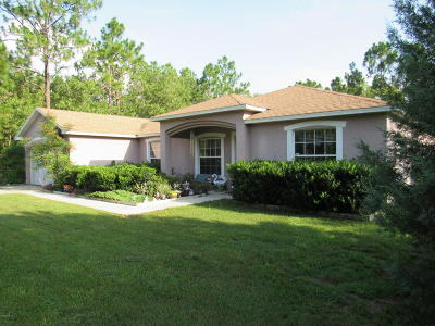 Ocala Single Family Home For Sale: 13204 SW 79th Circle