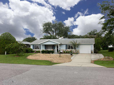 Marion Landing Single Family Home For Sale: 6316 SW 84th Street