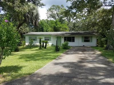 Ocala Single Family Home For Sale: 2721 SE 7th Court