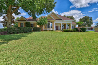 Ocala Single Family Home For Sale: 5364 SE 39th Loop