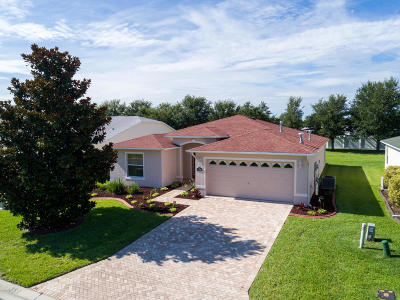 Ocala Single Family Home For Sale: 1750 SW 158 Lane