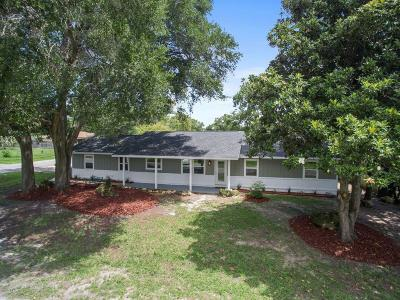 Ocala Single Family Home For Sale: 5681 SE 22nd Street