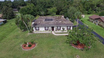 Ocala Single Family Home For Sale: 1822 NE 39th Court