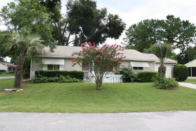 Ocala Single Family Home For Sale: 9141 SW 109th Lane