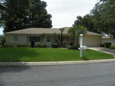 Dunnellon Single Family Home For Sale: 14154 SW 115th Circle