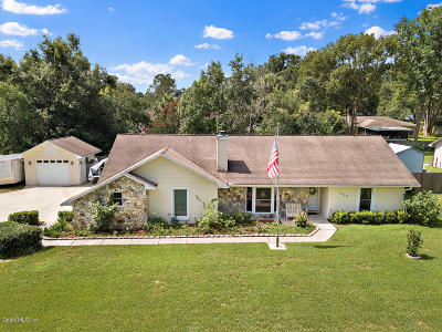 Ocala Single Family Home For Sale: 4450 NE 2nd Street