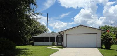Ocala Single Family Home For Sale: 4607 NW 44th Court