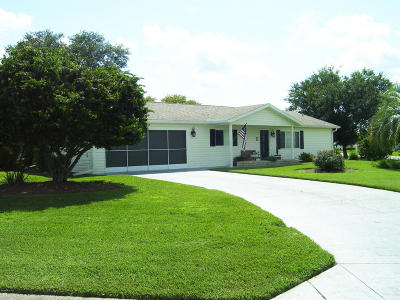Summerfield FL Single Family Home Pending: $149,900
