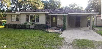 Belleview Single Family Home For Sale: 6085 SE 132nd St Road