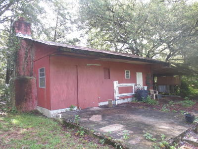 Silver Springs Single Family Home For Sale: 3950 NE 172nd Avenue
