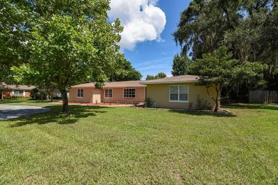 Ocala Single Family Home For Sale: 3955 SE 17th Street