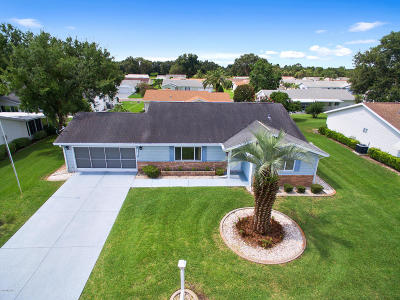 Spruce Creek So Single Family Home For Sale: 9862 SE 178th Lane