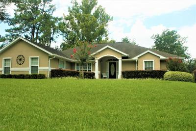 Ocala Single Family Home For Sale: 3232 SE 26 Court
