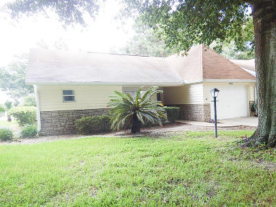 On Top Of The World Single Family Home For Sale: 9260 SW 89th Court Road #A