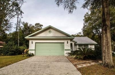 Dunnellon Rental For Rent: 19180 SW 92nd Loop