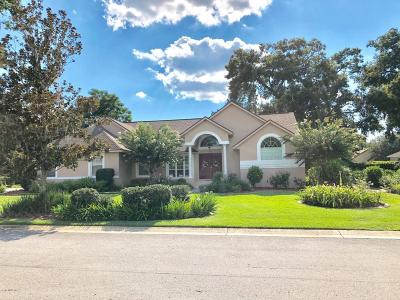 Ocala Single Family Home For Sale: 2840 SE 25th Terrace