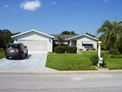 Spruce Creek So Single Family Home For Sale: 17930 SE 104th Terrace