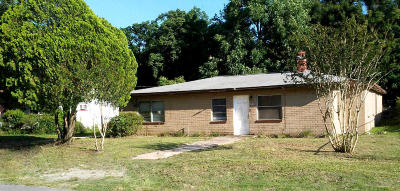 Ocala Single Family Home For Sale: 1332 SW 6th Street