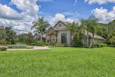 Ocala Farm For Sale: 1271 SW 104th Street Road
