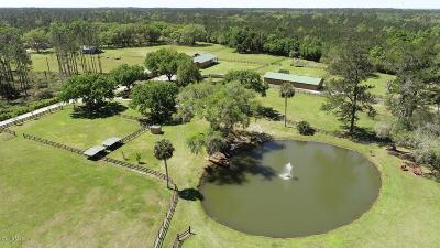 Fort McCoy Farm For Sale: 8200 E Hwy 316