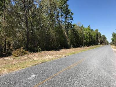 Residential Lots & Land For Sale: NE 125th Terrace Road