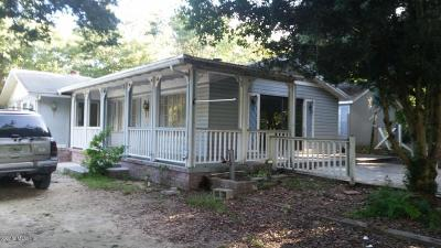 Anthony Single Family Home For Sale: 9180 NE Jacksonville Road