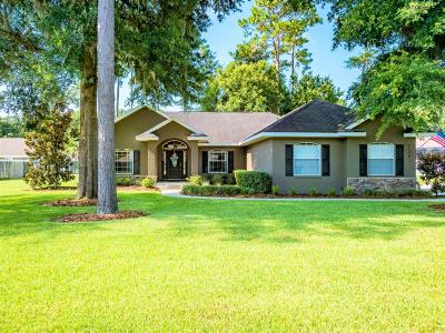 Ocala Single Family Home For Sale: 1158 NE 51st Place