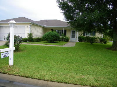 Dunnellon Single Family Home For Sale: 11627 SW 137th Loop