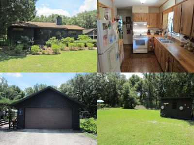 Dunnellon Single Family Home For Sale: 13210 SW 108th Street