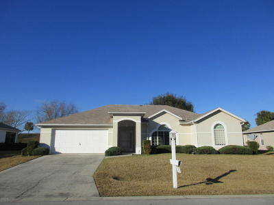 Ocala Palms Single Family Home For Sale: 5567 NW 18th Street