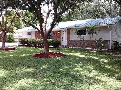 Belleview Single Family Home For Sale: 6181 SE 126th Lane