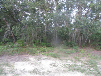 Citrus County Residential Lots & Land For Sale: 8351 N Pickinz Way
