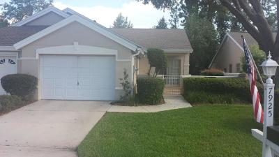 Ocala Single Family Home For Sale: 7925 SW 115th Loop