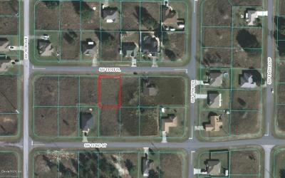Ocala FL Residential Lots & Land For Sale: $13,995