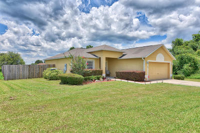 Ocala Single Family Home For Sale: 188 Juniper Run