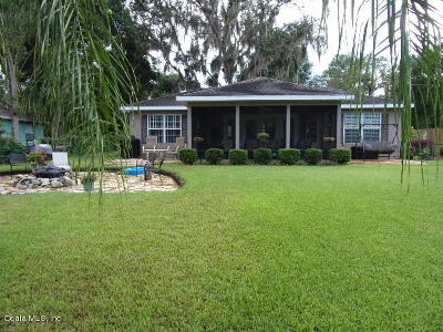 Marion County Single Family Home For Sale: 9845 NE 303 Avenue