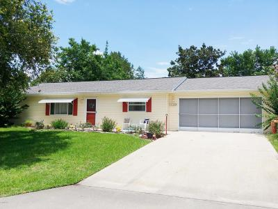 Spruce Creek Single Family Home For Sale: 11229 SW 63rd Terrace Road