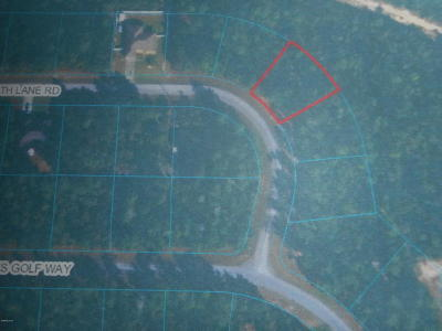 Ocala FL Residential Lots & Land For Sale: $7,999