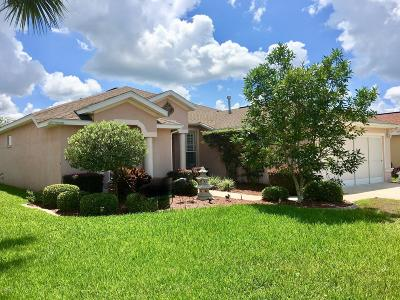 Ocala Single Family Home For Sale: 15854 SW 13th Circle