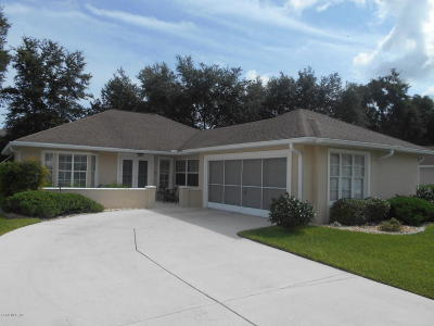 Ocala FL Single Family Home For Sale: $144,500