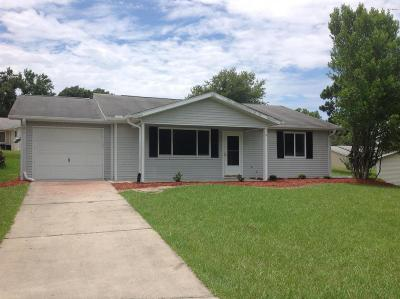 Ocala FL Single Family Home For Sale: $119,900