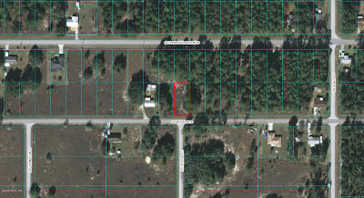 Dunnellon Residential Lots & Land For Sale: SW Beach Boulevard