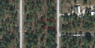 Dunnellon Residential Lots & Land For Sale: NW Redwing Road