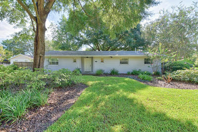 Ocala FL Single Family Home For Sale: $139,250
