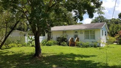 Ocala Single Family Home For Sale: 6519 NE 22nd Court