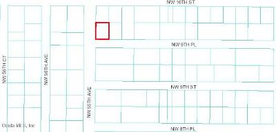 Ocala Residential Lots & Land For Sale: NW 55th Avenue